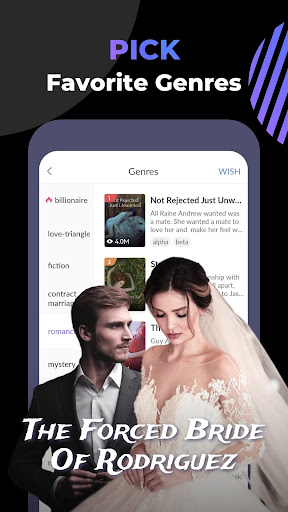 Readict - Free & Unlimited Romance Novels 1.5.7 screenshots 7