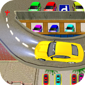 Real Multi Storey Car Parking Plaza