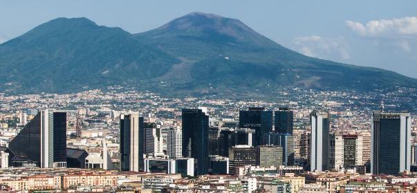 Centro Direcional de Nápoles