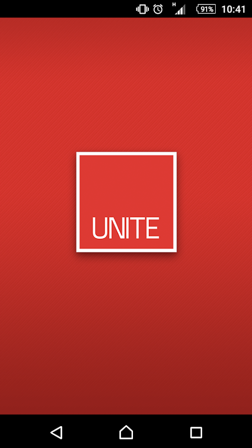 UNITE Mobile- screenshot