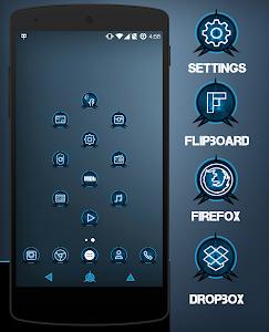 Future Icons - CM12 / CM12.1 v1.0