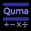 Quma - quiz math games icon
