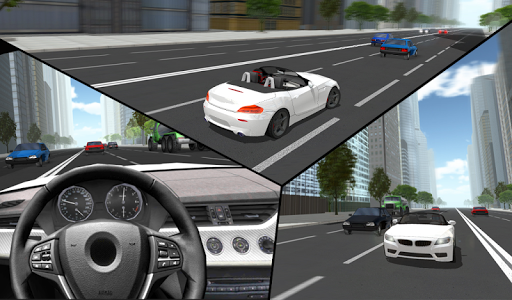 Highway Racer для планшетов на Android