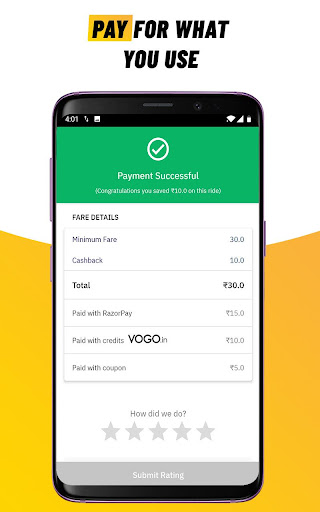 VOGO -Daily Scooter Rental App | Rent.Ride.Return. screenshots 5