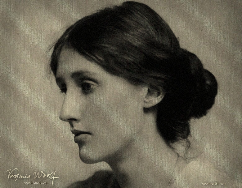 Virginia Woolf Sus Frases Trianarts