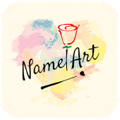 Focus-N-Filter : Name Art