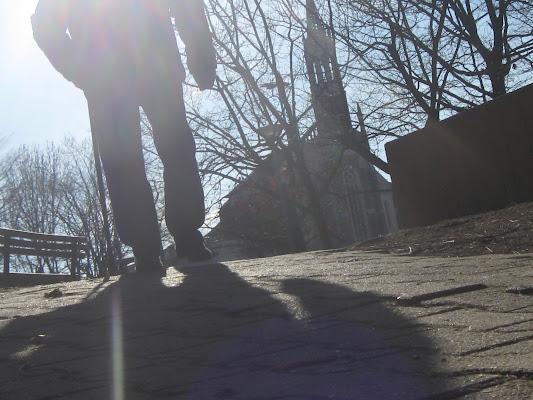 L'uomo in cammino di Roccia83