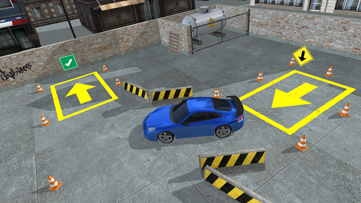CAR PARKING GAME 1.0 screenshots 3