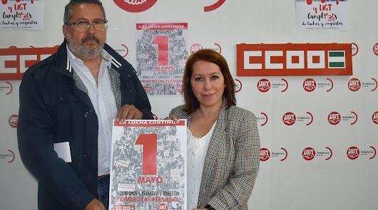 Un 67% de los trabajadores almerienses gana menos de mil euros al mes