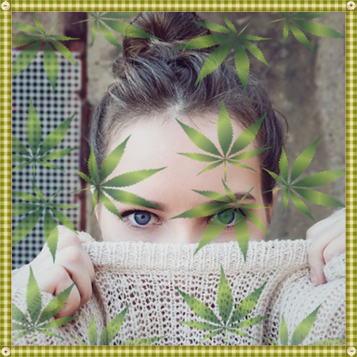 Weed Effects Photo Editor & Background Change