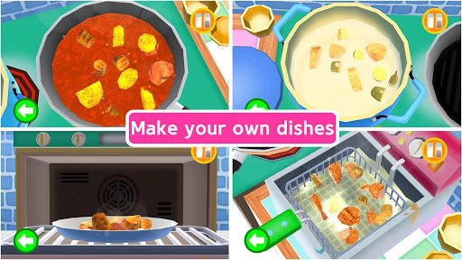 Picabu Kitchen : Cooking Games Apk apps 2