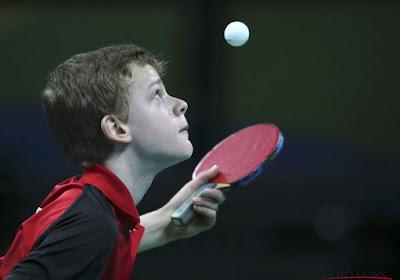 Robin Devos en huitièmes de finale de l'Open d'Espagne