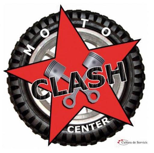 Logo Moto Clash Center