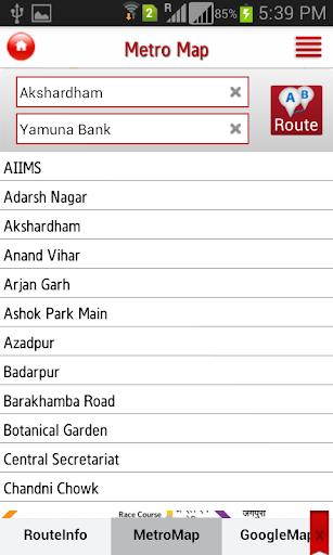 Delhi Metro Rail 6.3 screenshots 3