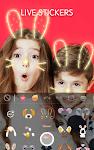 screenshot of Sweet Snap Face Cam - Selfie Edit & Photo Filters