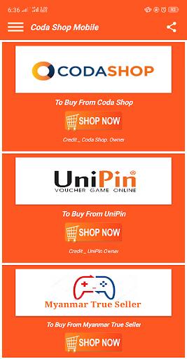 Coda Shop MM 1.0 screenshots 1