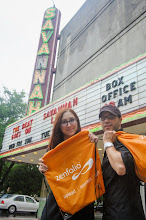 Photo: Savvy theatergoers know how to pack