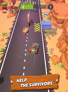 Zombie Land Rush Screenshot