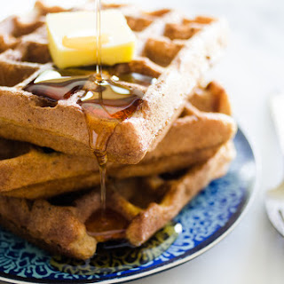 Gluten-free and Grain-Free Waffles
