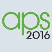 2016 APS Convention