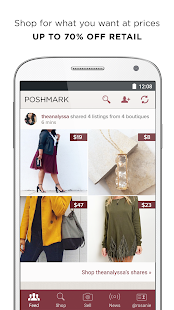Poshmark - Buy & Sell Fashion- screenshot thumbnail