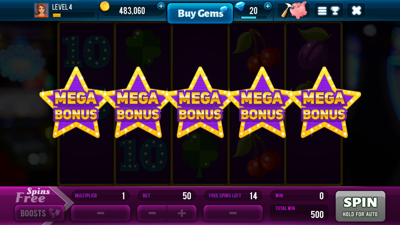 Lucky Spin - Free Slots Game with Huge Rewards- screenshot