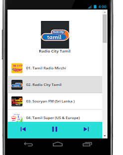 Tamil Radio Channels - náhled