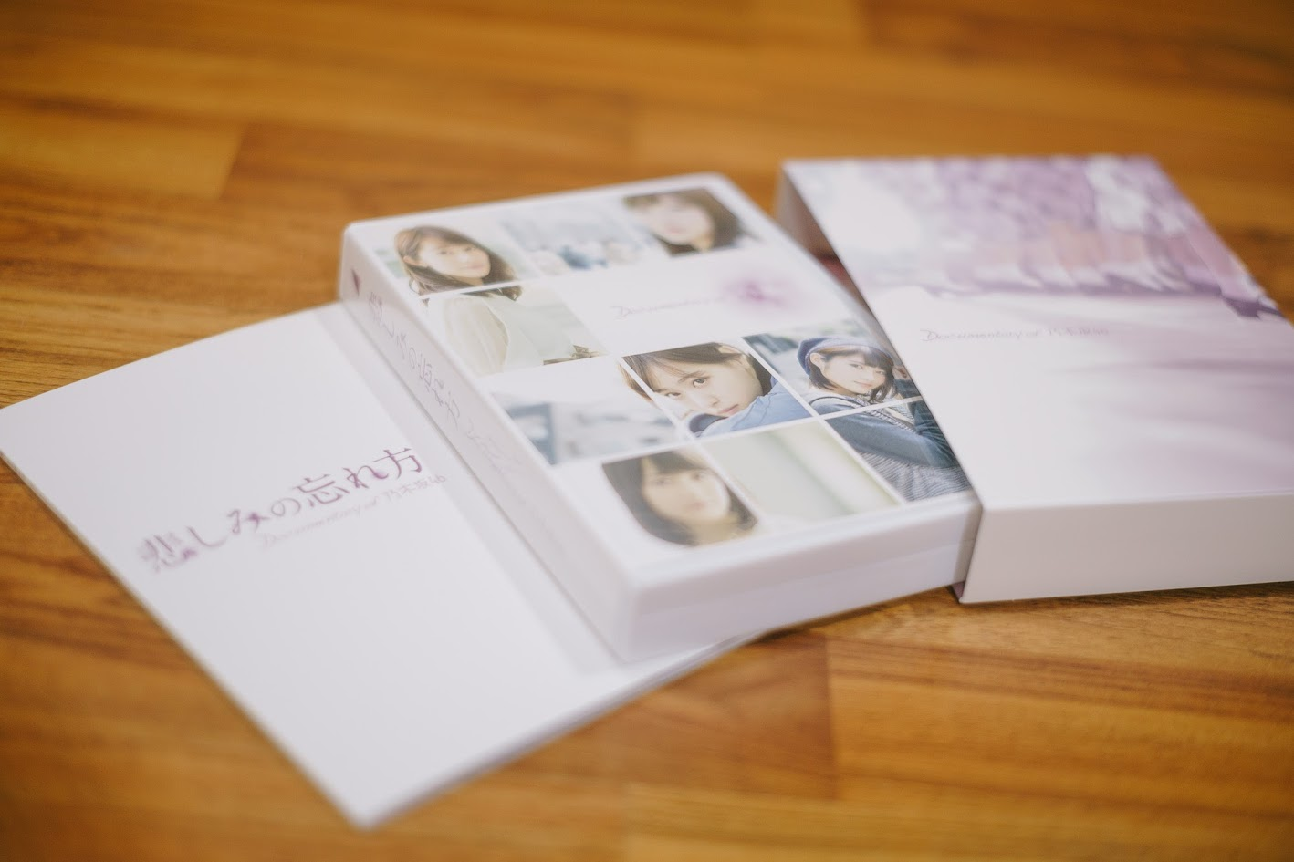 แกะกล่อง Documentary of Nogizaka46
