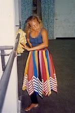 Photo: Danse d'Oya - Conjunto Folklorico de Oriente - 1992
