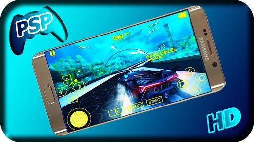 PSP Emulator: HD Playstation app (apk) free download for