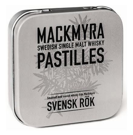 Svensk Rök pastill - Mackmyra