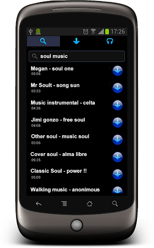 Free music download - StraussMP3+ 8.5 screenshots 1