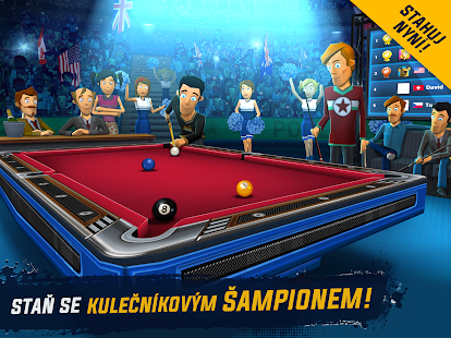 Pool Live Tour: Champions - náhled