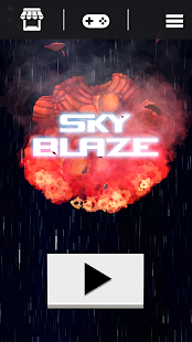 Sky Blaze- screenshot thumbnail