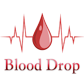 Blood Drop - Search for Blood donor
