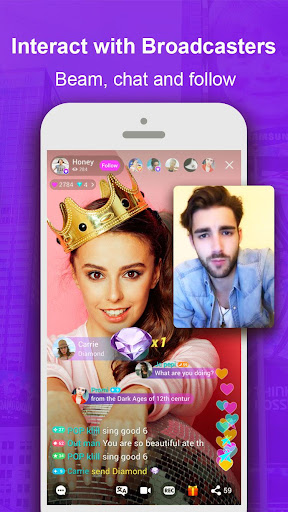 Live.me - video chat and trivia game screenshot 3