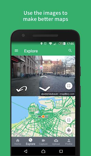 Mapillary screenshot 4