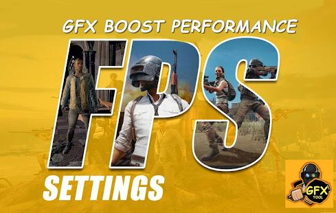GFX Tool for BattleGrounds (NEW) for PC / Windows 7, 8, 10 / MAC