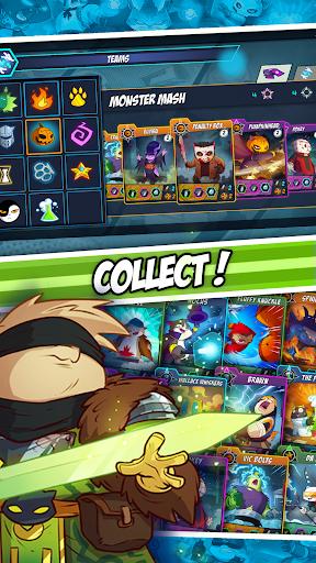 Tap Cats: Battle Arena (CCG) 0.3.1 screenshots 2