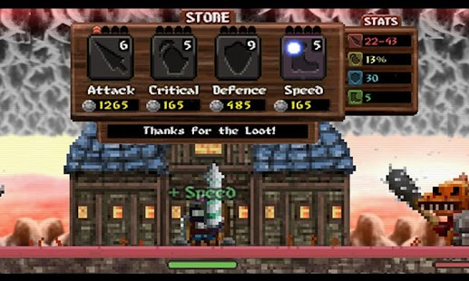 Loot Hero RPG-Dark Dragon Hunt- screenshot thumbnail