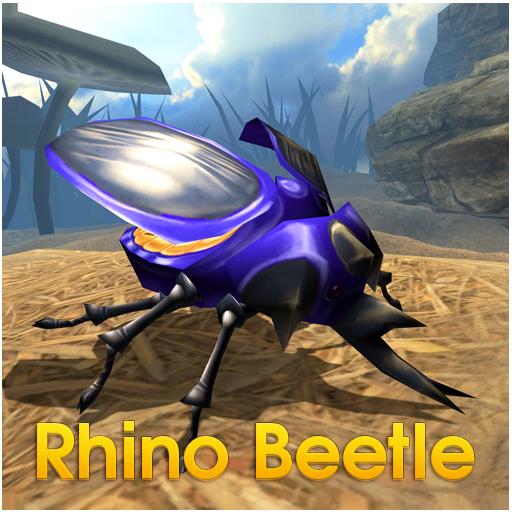 Rhino Beetle Simulator file APK Free for PC, smart TV Download