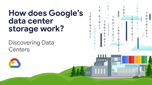 Scopri in che modo vengono archiviati i dati nei data center di Google e come rendiamo l'archiviazione accessibile e scalabile in tutto il nostro parco macchine globale.