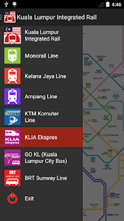 Malaysia Kuala Lumpur Subway - náhled