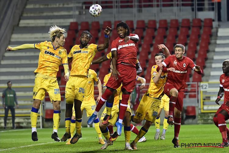 Antwerp tegen STVV was een maat voor niets en eindigt zoals het begon
