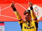 Tour de Romandie: victoire d'étape pour Primoz Roglic