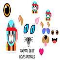 Animal Quiz by A. K.(from Bilsem) icon
