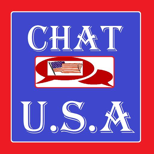 USA Chat 遊戲 App LOGO-硬是要APP