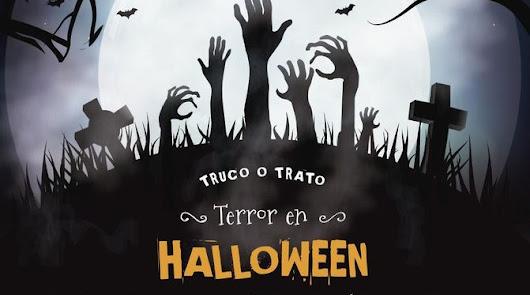El Halloween más seguro en Olula: disfrázate y enseña tu disfraz desde casa