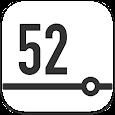 【52Weeks】52週階梯式存錢挑戰 icon