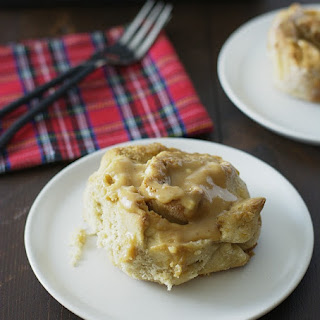 Gluten Free Peanut Butter Cinnamon Rolls